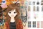 Autumn Surprise Dress Up game free online