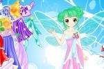 Little Fairy Princess Dress Up game free online