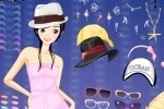 Hat Queen Dressup game free online