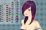 Emo Couple Dress up game free online