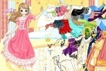 Cinderella Ballroom Dress up game free online