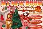 My Xmas Room Decorations game free online
