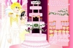 Design Your Wedding Cake game free online