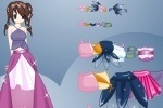 Princess Anime Dress Up game free online