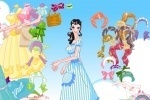 Lovely Queen Dressup game free online
