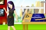 Architect Lady Dressup game free online