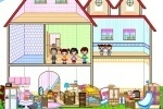 Doll House Re-Decoration game free online