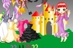 Little Fancy Princess Dress Up game free online