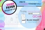 Barbie Fashion Fever game free online