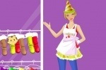 Christmas Party Dressup game free online