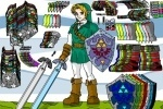 Link from Zelda Dress Up game free online