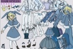 Alice Dress Up in Wonderland game free online