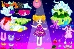 Colorful Little Princess Dress Up game free online