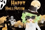 Halloween Costume Party Make Over game free online