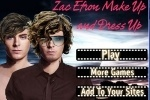 Zac Efron Make Up