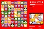 Hello Kitty Bejeweled game free online