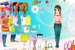 Angel Wings Dress Up game free online