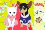 Animal Wedding Dress Up game free online