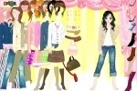Fashion Model Dressup
