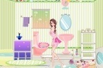 Barbie's Bathroom Decoration game free online