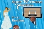 Shop N Dress Basket Ball Game Flower Dress