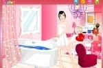 Pink Bathroom Decoration game free online