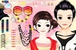 Beautiful Couple Makeover game free online