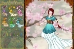 Beautiful Fairy Dress Up game free online