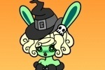Bionka Bunny Halloween Dress Up game free online