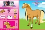 Horseland Dress up game free online