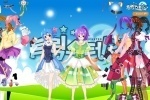 Anime Cartoon Girls Dress Up game free online