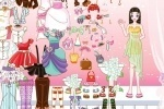 Charming Princess Dresses game free online