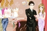 Chique Couple Dress Up game free online