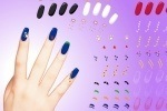 Coloring Your Nails game free online