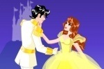 Disney Prince & Princess Dressup