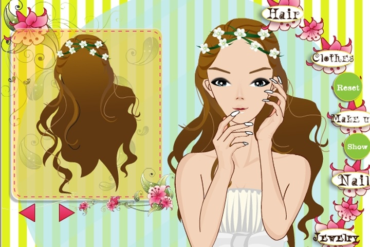 Bridesmaid Makeover Game