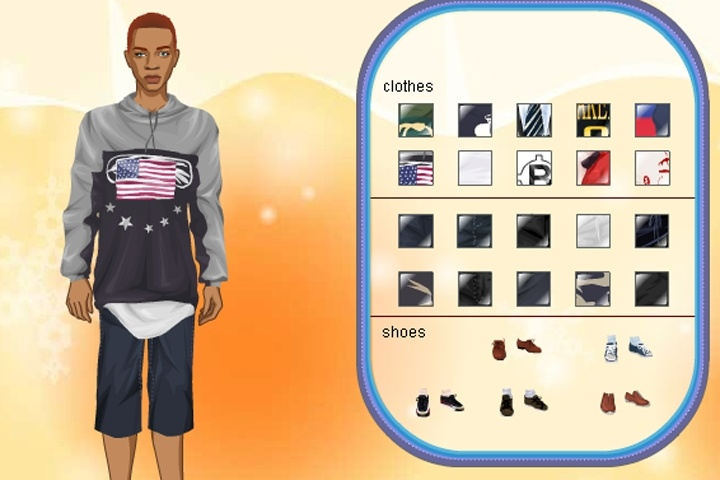 Bow Wow Dress Up Game