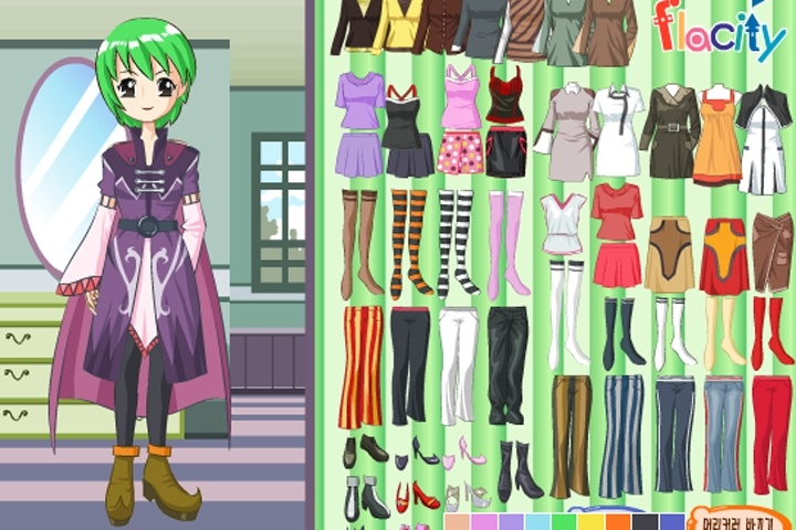 Huge Dress Up Collection For Girls Game
