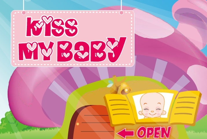 Adorable Baby Dress Up Game