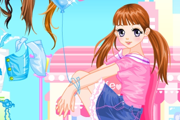 In Love Dressup Game - Play Free Girl Dress Up games