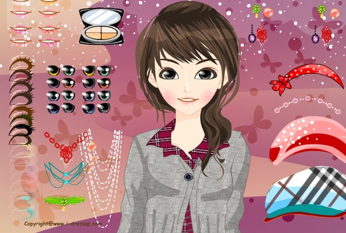 Girl Makeover 72 Game - Play Free Makeover games - Games Loon