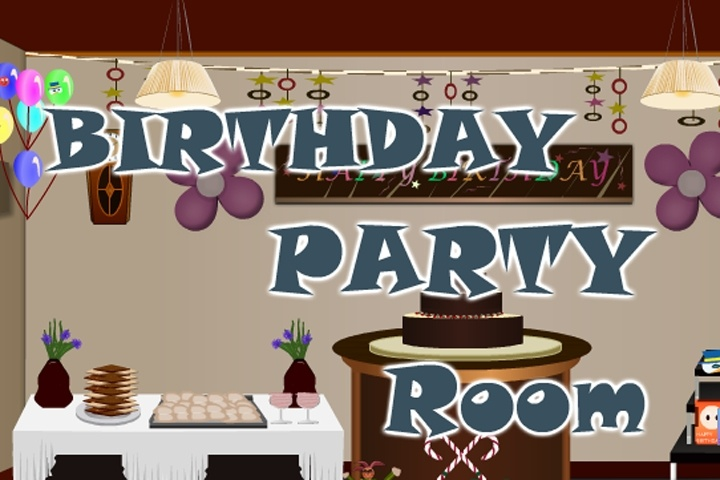 Birthday Party Room Decorations