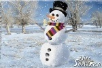 Build a Snowman game free online