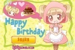 Happy Birthday Cake Decoration game free online