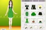 St Patrick's Day Dress Up game free online
