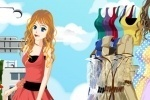Spring Summer Mid-Season Time Dress up game free online