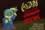 Cap'n Zappy in Attack of the Springed Spooks game free online