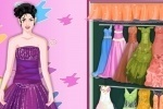Autumn Princess Dressup game free online