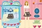Breezy Spring Girl Dress-up game free online