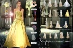 Carolina Herrera Spring 2007 Dress-up game free online